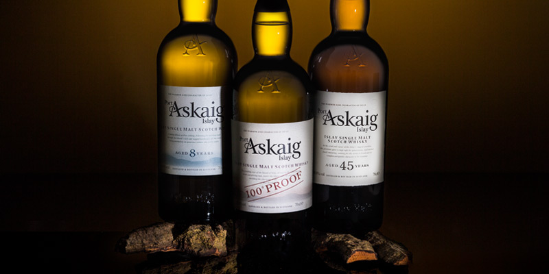 Port Askaig bottle
