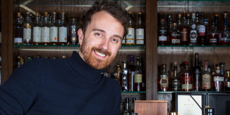 Mitch Wilson, Global Brand Ambassador (Black Tot Rum)